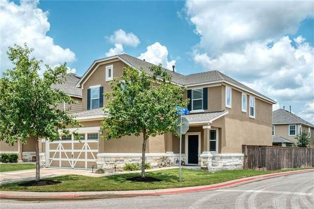 161 Danish Dr, Hutto, TX 78634 (#1756491) :: The Perry Henderson Group at Berkshire Hathaway Texas Realty