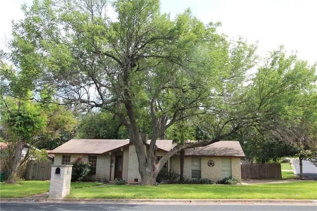 821 Berrywood Dr, Austin, TX 78753 (#1758576) :: Empyral Group Realtors