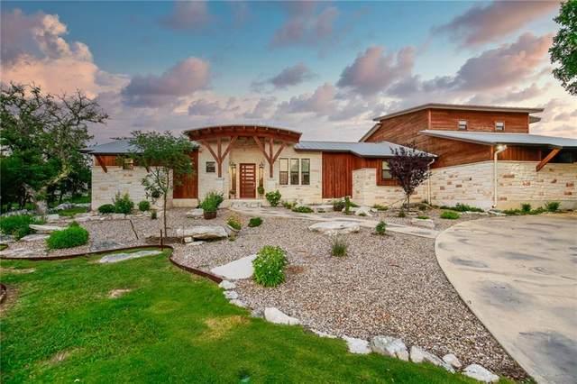 402 Capstone Dr, Marble Falls, TX 78654 (#1759872) :: Papasan Real Estate Team @ Keller Williams Realty