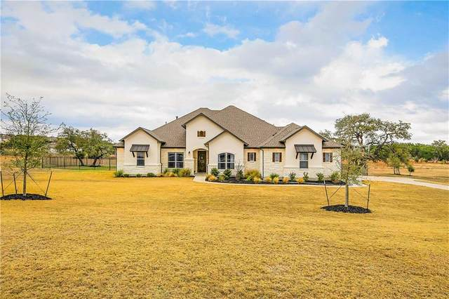 171 Magnolia Blossom Cv, Driftwood, TX 78619 (#1760263) :: 12 Points Group