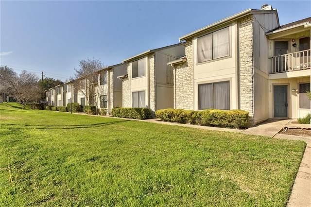 1750 Timber Ridge Rd #116, Austin, TX 78741 (#1762666) :: Umlauf Properties Group
