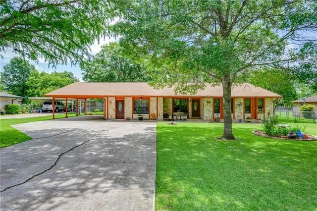 511 Sendero Verde St, Manchaca, TX 78652 (#1763301) :: Papasan Real Estate Team @ Keller Williams Realty