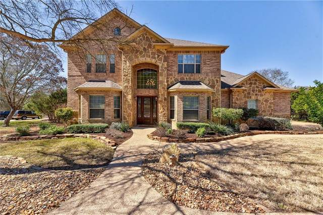 1828 High Lonesome, Leander, TX 78641 (#1764780) :: Papasan Real Estate Team @ Keller Williams Realty