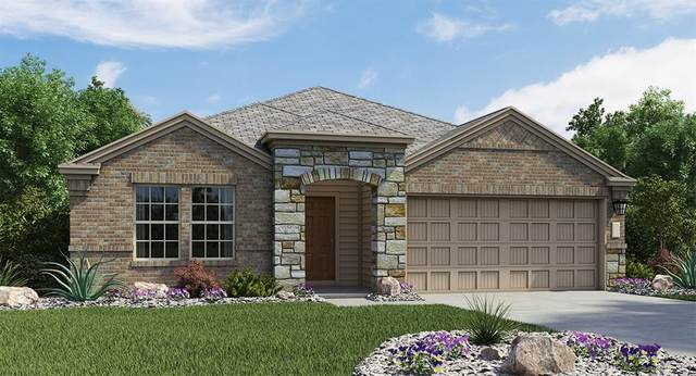 105 Pearland St, Hutto, TX 78634 (#1765355) :: The Perry Henderson Group at Berkshire Hathaway Texas Realty