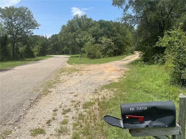 Lot 1 Carter Rd, Dale, TX 78616 (#1766584) :: Papasan Real Estate Team @ Keller Williams Realty