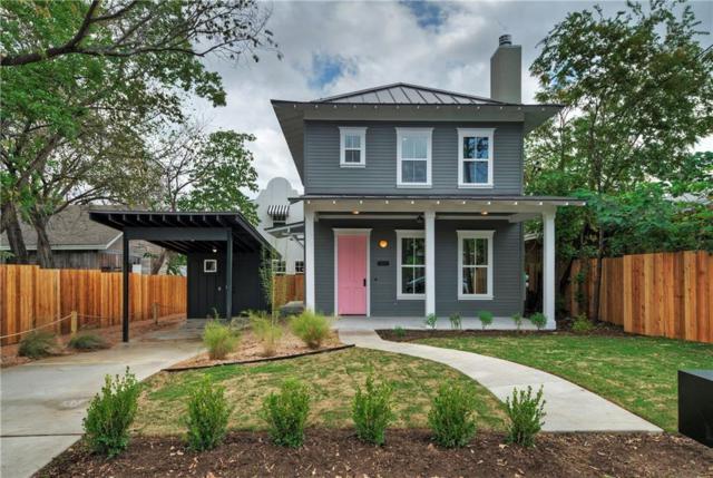 1309 Cedar Ave A, Austin, TX 78702 (#1767404) :: Ana Luxury Homes