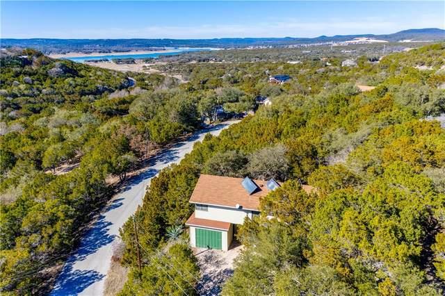 20826 Roundup Trl, Lago Vista, TX 78645 (#1770900) :: Ben Kinney Real Estate Team