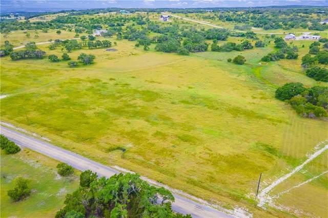 Lot 4 N Grape Creek Rd, Fredericksburg, TX 78624 (#1772167) :: Papasan Real Estate Team @ Keller Williams Realty
