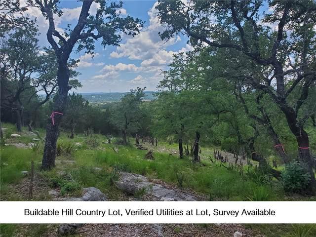 3200 Morgan Ln, Lago Vista, TX 78645 (#1773203) :: Lucido Global