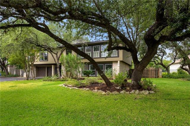 809 Malabar St, Lakeway, TX 78734 (#1774329) :: The Summers Group
