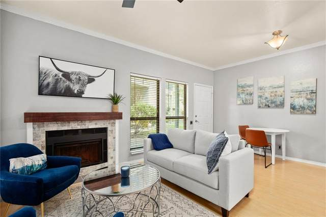 802 S 1st St #102, Austin, TX 78704 (#1776148) :: Lauren McCoy with David Brodsky Properties