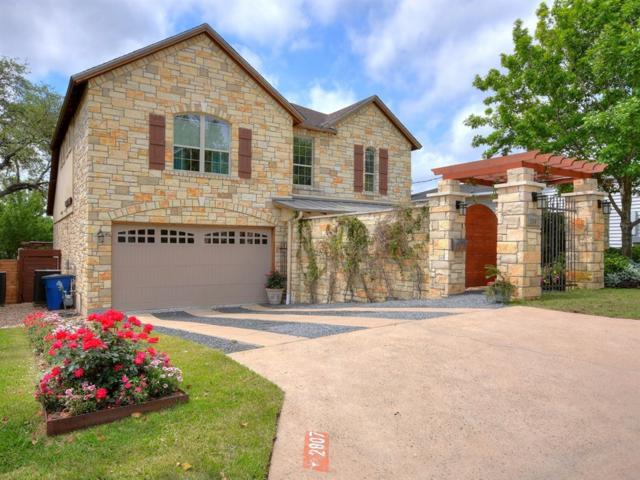 2807 Warren St, Austin, TX 78703 (#1777124) :: RE/MAX Capital City