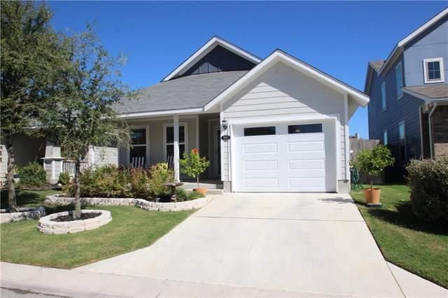 5861 Urbano Bnd, Round Rock, TX 78665 (MLS #1778663) :: Vista Real Estate