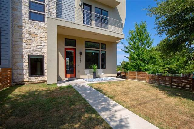 2708 S 5th St A, Austin, TX 78704 (#1779331) :: Ben Kinney Real Estate Team