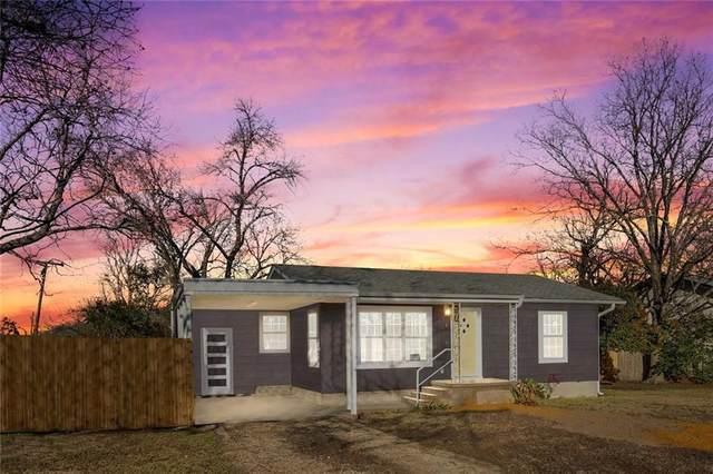 540 W Davilla St, Bartlett, TX 76511 (#1781142) :: Realty Executives - Town & Country