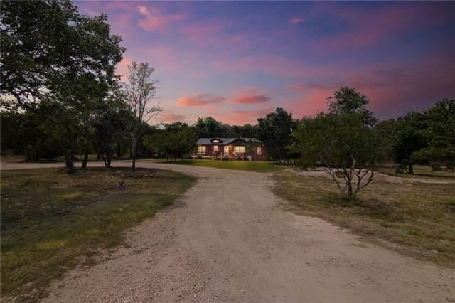 400 Indian Oaks, Liberty Hill, TX 78642 (MLS #1781964) :: NewHomePrograms.com