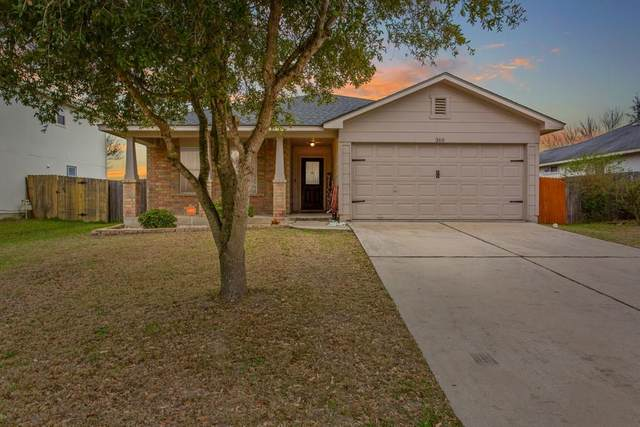 310 Mitchell Dr, Hutto, TX 78634 (MLS #1783265) :: Brautigan Realty