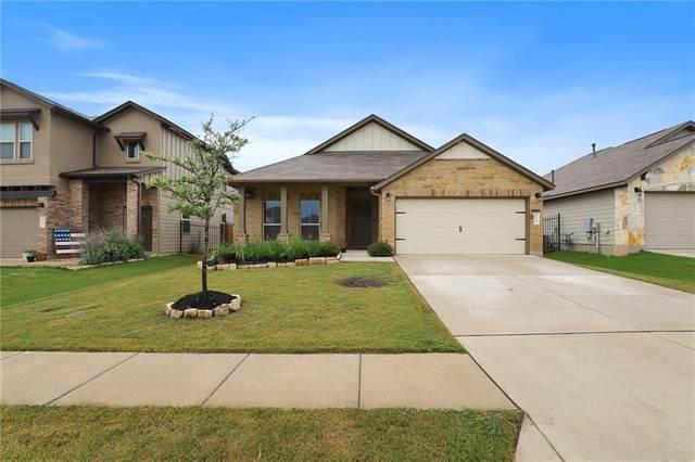 609 Cinnamon Teal Ln, Leander, TX 78641 (#1785419) :: Papasan Real Estate Team @ Keller Williams Realty