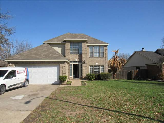 1203 Madrone Trl, Leander, TX 78641 (#1786814) :: Watters International