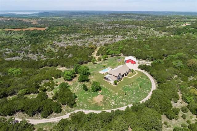 4480 County Road 110, Burnet, TX 78611 (MLS #1787309) :: Bray Real Estate Group