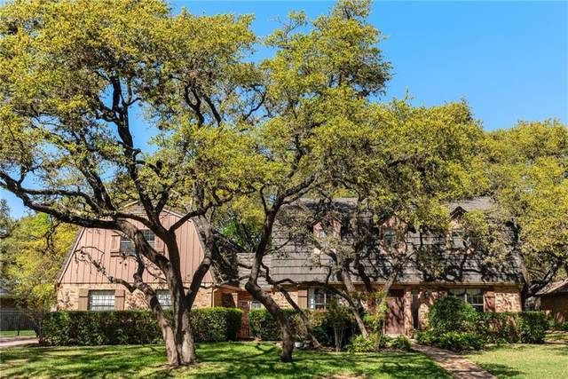 9006 Balcones Club Dr, Austin, TX 78750 (#1787638) :: Ben Kinney Real Estate Team