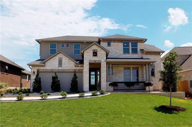 115 Baretta Loop, Buda, TX 78610 (#1787829) :: Papasan Real Estate Team @ Keller Williams Realty