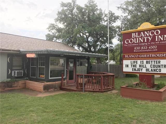 902 Main St, Blanco, TX 78606 (#1788017) :: Watters International