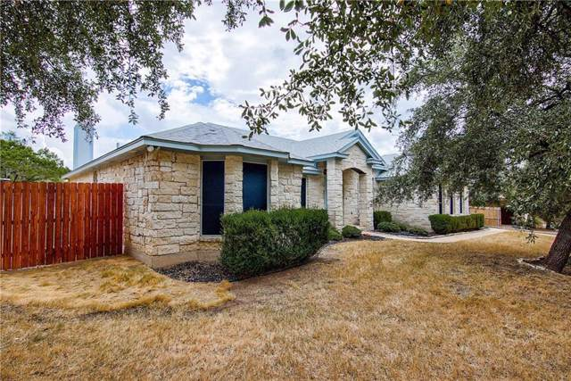 4205 Hillside Dr, Lago Vista, TX 78645 (#1788614) :: The Heyl Group at Keller Williams
