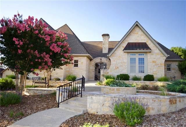 2339 Summit Frst, Fredericksburg, TX 78624 (#1789402) :: Papasan Real Estate Team @ Keller Williams Realty