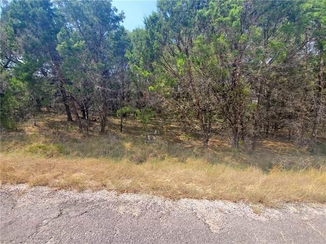 8005 Foothill Cv, Lago Vista, TX 78645 (MLS #1790707) :: Brautigan Realty