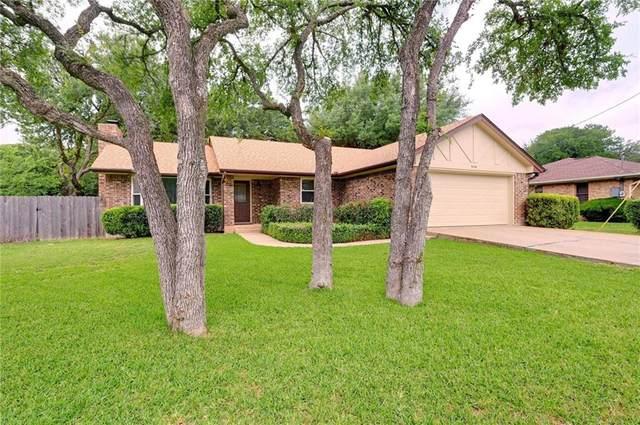 3406 Rocky Hollow Trl, Georgetown, TX 78628 (#1791193) :: Papasan Real Estate Team @ Keller Williams Realty