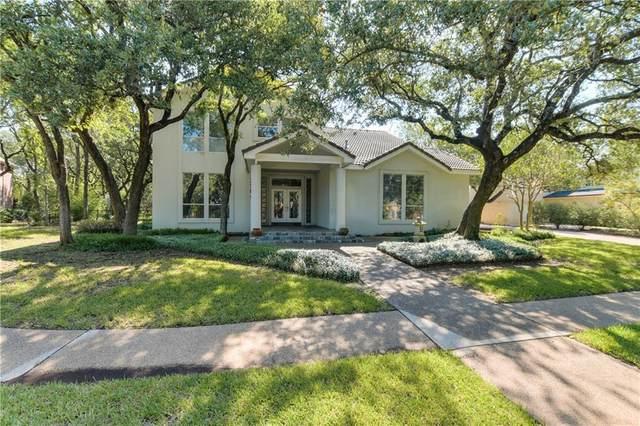 2904 Montebello Ct, Austin, TX 78746 (#1791998) :: Papasan Real Estate Team @ Keller Williams Realty
