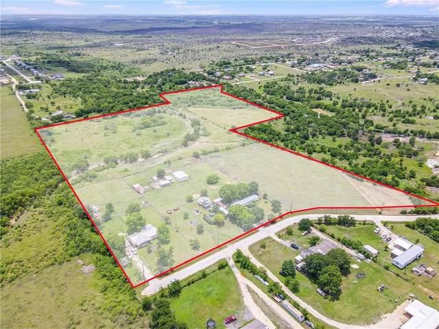 813 Dickerson Rd, Kyle, TX 78640 (#1792755) :: Papasan Real Estate Team @ Keller Williams Realty