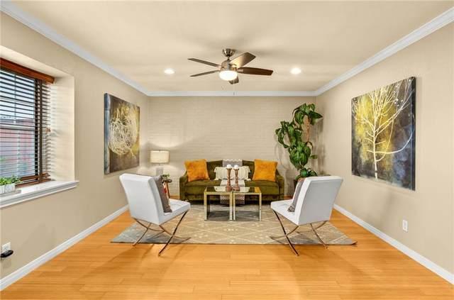 900 S Lamar Blvd #306, Austin, TX 78704 (#1792936) :: Ben Kinney Real Estate Team