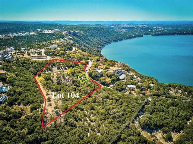 104 Comanche Trl, Austin, TX 78732 (#1793927) :: The Heyl Group at Keller Williams