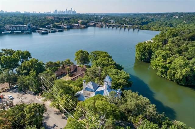1704 Lake Shore Dr, Austin, TX 78746 (MLS #1794180) :: Brautigan Realty