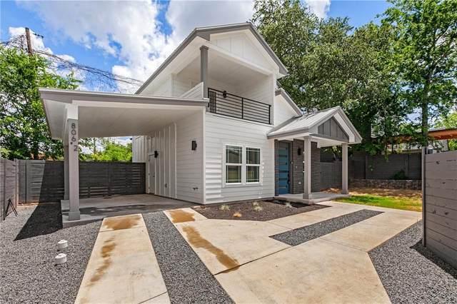 806 Philco Dr #2, Austin, TX 78745 (#1794433) :: Papasan Real Estate Team @ Keller Williams Realty