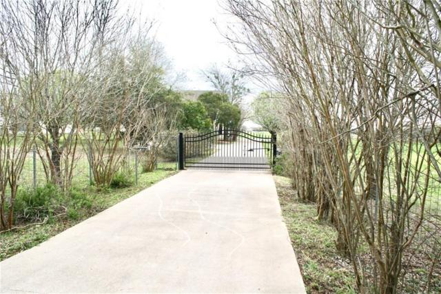 120 County Road 124, Georgetown, TX 78626 (#1796061) :: Realty Executives - Town & Country