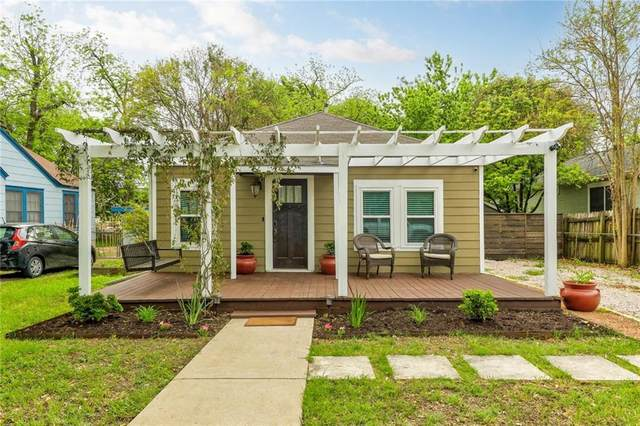 5011 Avenue H, Austin, TX 78751 (#1797566) :: Zina & Co. Real Estate
