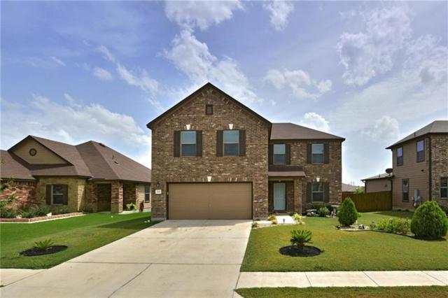 505 Carrington St, Hutto, TX 78634 (#1799026) :: RE/MAX Capital City