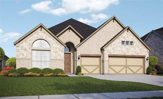 2012 Ottaviano Way, Hutto, TX 78665 (#1801463) :: Lancashire Group at Keller Williams Realty