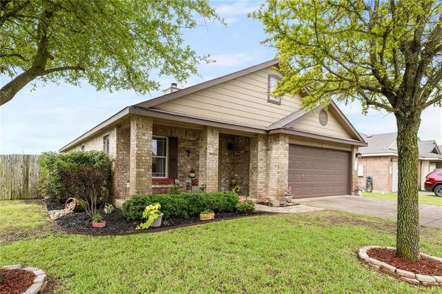 224 Mossy Rock Dr, Hutto, TX 78634 (#1801568) :: Lancashire Group at Keller Williams Realty