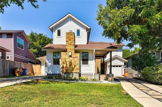 2204 Schriber St B, Austin, TX 78704 (#1803051) :: The Perry Henderson Group at Berkshire Hathaway Texas Realty