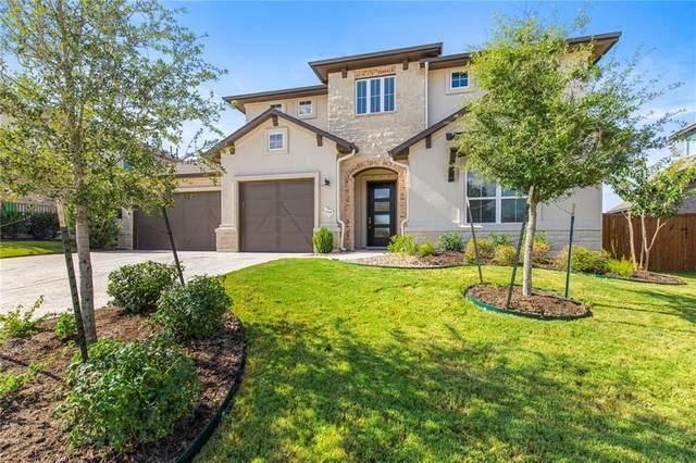 544 Peakside Cir, Dripping Springs, TX 78620 (#1803261) :: Papasan Real Estate Team @ Keller Williams Realty