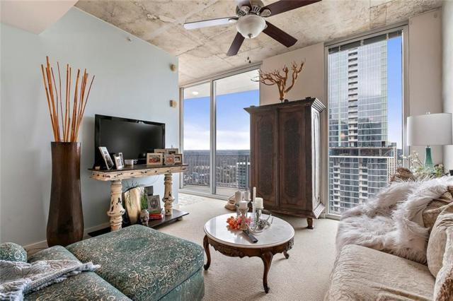 360 Nueces St #3508, Austin, TX 78701 (#1803714) :: Amanda Ponce Real Estate Team