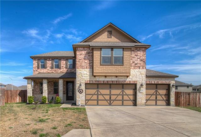 1405 Crested Butte Way, Georgetown, TX 78626 (#1806280) :: Ana Luxury Homes