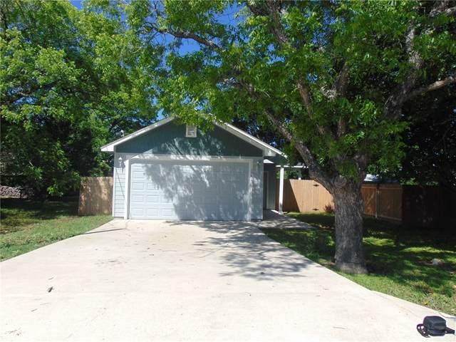 106 Neill St, Thrall, TX 76578 (#1806986) :: Ben Kinney Real Estate Team
