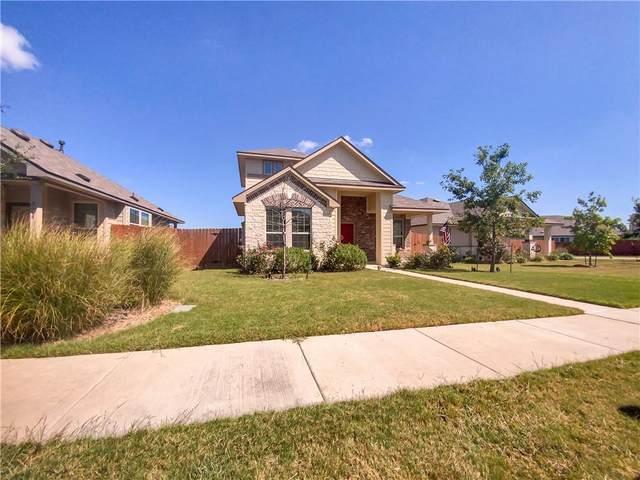 353 Canadian Springs Dr, Leander, TX 78641 (#1810017) :: Papasan Real Estate Team @ Keller Williams Realty