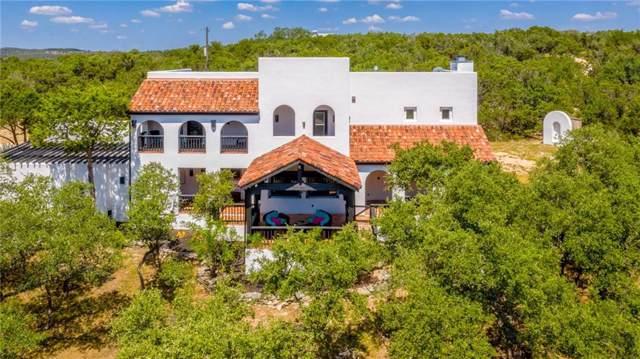 1596 Red Sky Rd, Wimberley, TX 78676 (MLS #1810317) :: Vista Real Estate