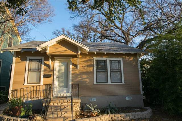 807 Pressler St, Austin, TX 78703 (#1810548) :: Papasan Real Estate Team @ Keller Williams Realty
